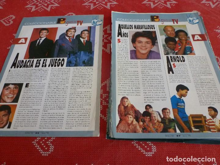 Cine: 112 PAGINAS DEL COLECCIONABLE DE PANTALLA 3 AÑOS 90 CON LAS SERIES DE LA HISTORIA DE LA TV - Foto 2 - 206961987