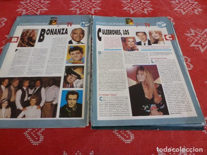 Cine: 112 PAGINAS DEL COLECCIONABLE DE PANTALLA 3 AÑOS 90 CON LAS SERIES DE LA HISTORIA DE LA TV - Foto 7 - 206961987