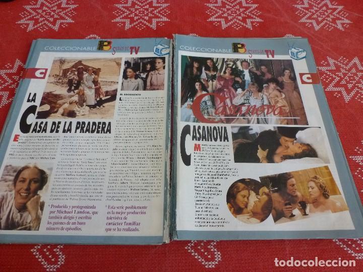 Cine: 112 PAGINAS DEL COLECCIONABLE DE PANTALLA 3 AÑOS 90 CON LAS SERIES DE LA HISTORIA DE LA TV - Foto 11 - 206961987