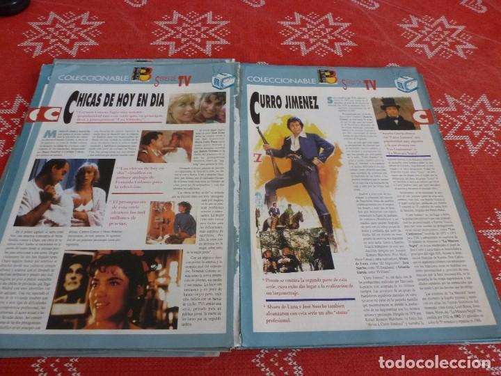 Cine: 112 PAGINAS DEL COLECCIONABLE DE PANTALLA 3 AÑOS 90 CON LAS SERIES DE LA HISTORIA DE LA TV - Foto 17 - 206961987
