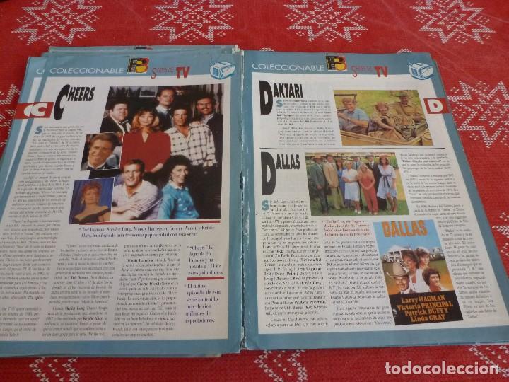 Cine: 112 PAGINAS DEL COLECCIONABLE DE PANTALLA 3 AÑOS 90 CON LAS SERIES DE LA HISTORIA DE LA TV - Foto 18 - 206961987