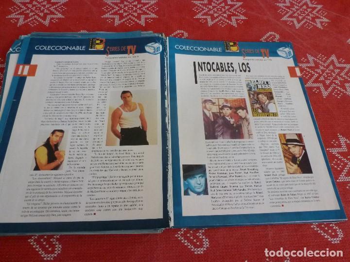 Cine: 112 PAGINAS DEL COLECCIONABLE DE PANTALLA 3 AÑOS 90 CON LAS SERIES DE LA HISTORIA DE LA TV - Foto 28 - 206961987