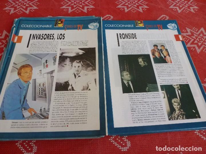 Cine: 112 PAGINAS DEL COLECCIONABLE DE PANTALLA 3 AÑOS 90 CON LAS SERIES DE LA HISTORIA DE LA TV - Foto 29 - 206961987