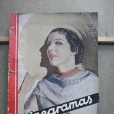 Cine: AAK17 ELISSA LANDI REVISTA ESPAÑOLA CINEGRAMAS Nº 44 JULIO 1935. Lote 207066201