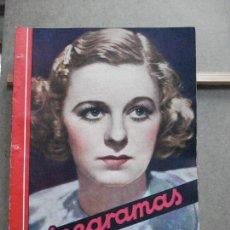 Cine: AAK22 MARGARET SULLAVAN REVISTA ESPAÑOLA CINEGRAMAS Nº 49 AGOSTO 1935. Lote 207067737