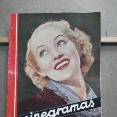 Cine: AAK29 BETTY GRABLE REVISTA ESPAÑOLA CINEGRAMAS Nº 56 OCTUBRE 1935. Lote 207072231
