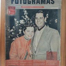 Cine: FOTOGRAMAS 276 MARZO 1954 MARLON BRANDO, ALEXIS SMITH, EL BARBERO DE SEVILLA, .... Lote 207088142