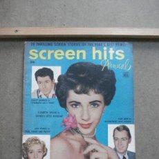 Cine: AAK53 ELIZABETH TAYLOR REVISTA AMERICANA SCREEN HITS ANNUAL 1951. Lote 207116382