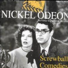Cine: NICKEL ODEON Nº 6 LA COMEDIA PRIMAVERA 1977 CONTIENE 244 PÁGINAS DE CRITICAS Y FOTOS DE PELICULAS. Lote 207356822
