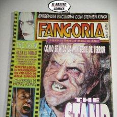 Cine: FANGORIA Nº 34, ED. ZINCO, REVISTA CINE TERROR HORROR GORE VIOLENCIA ACCION (A) C8. Lote 207420553