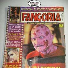 Cine: FANGORIA Nº 30, ED. ZINCO, REVISTA CINE TERROR HORROR GORE VIOLENCIA ACCION C8. Lote 207421532