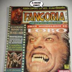 Cine: FANGORIA Nº 32, ED. ZINCO, REVISTA CINE TERROR HORROR GORE VIOLENCIA ACCION (A) C8. Lote 207422100