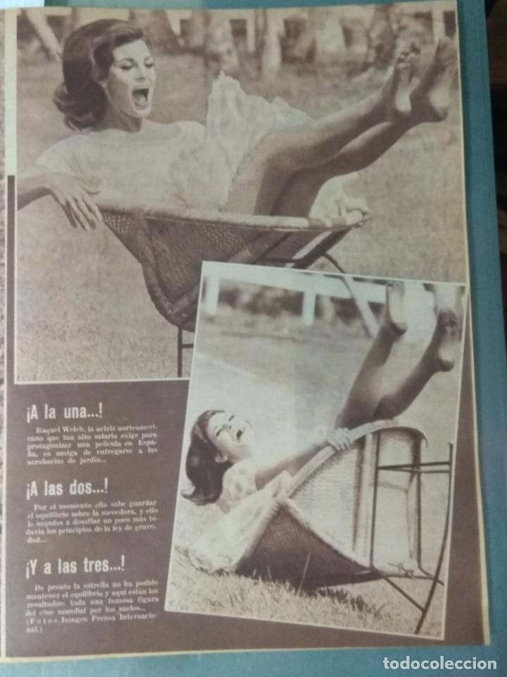 Cine: CINE EN SIETE DIAS - REVISTA Nº267 DE 21 DE MAYO DE 1966 - Foto 2 - 207434225