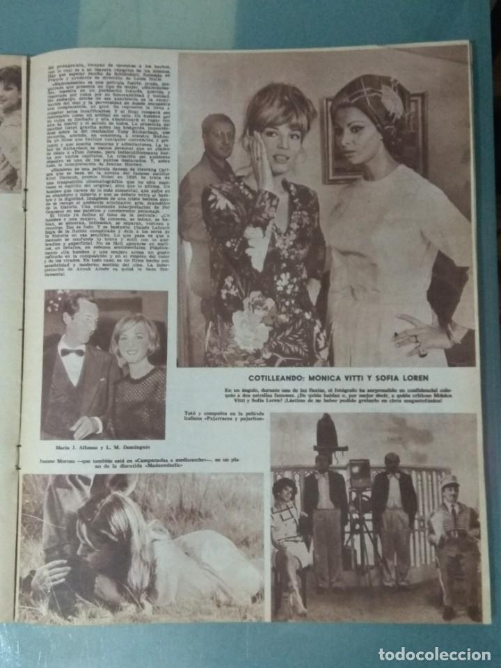 Cine: CINE EN SIETE DIAS - REVISTA Nº267 DE 21 DE MAYO DE 1966 - Foto 5 - 207434225