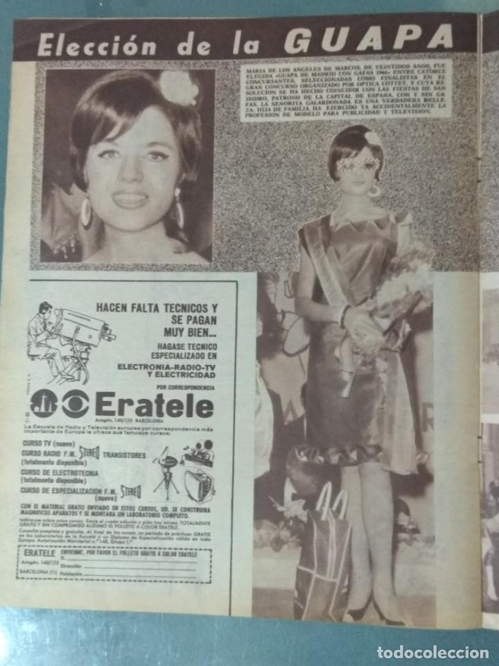 Cine: CINE EN SIETE DIAS - REVISTA Nº267 DE 21 DE MAYO DE 1966 - Foto 6 - 207434225