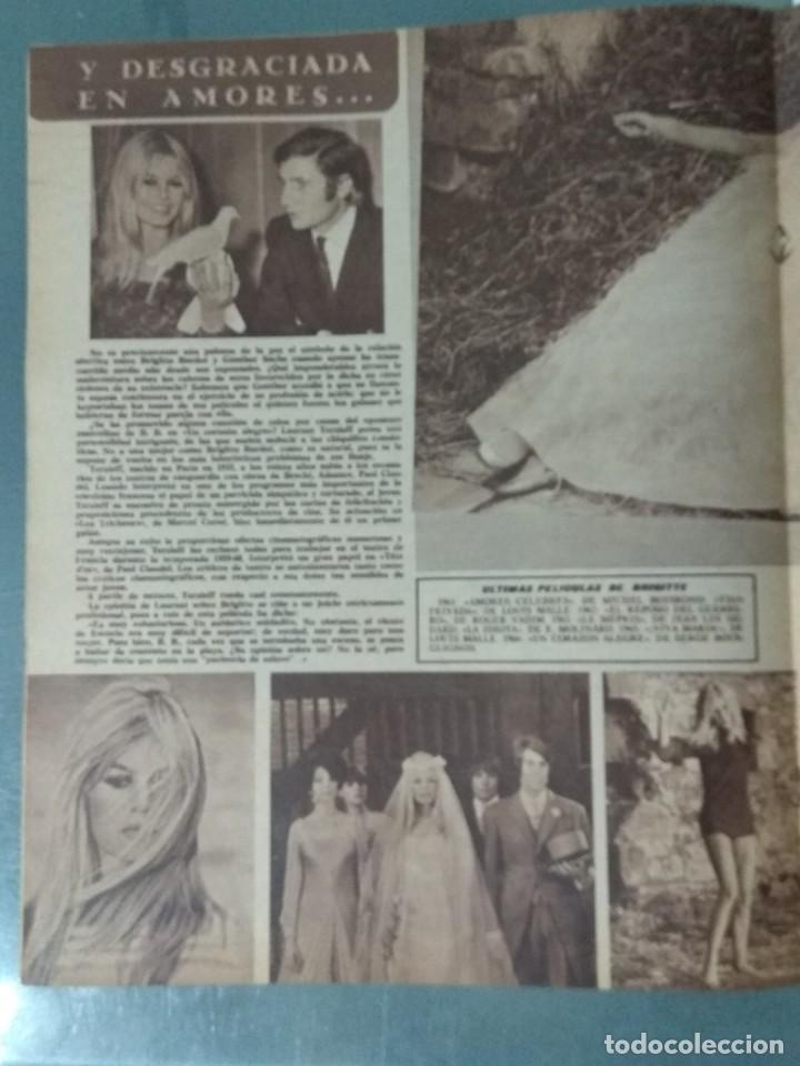 Cine: CINE EN SIETE - REVISTA Nº 298 DE 24 DE DICIEMBRE DE 1966 - Foto 6 - 207436592