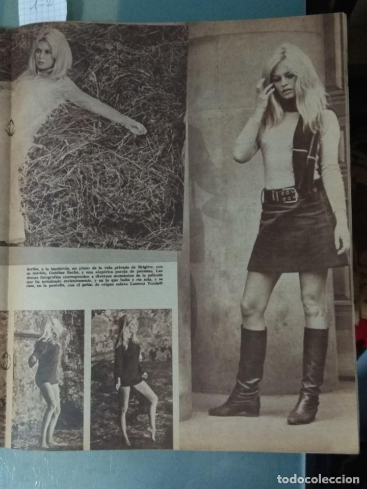 Cine: CINE EN SIETE - REVISTA Nº 298 DE 24 DE DICIEMBRE DE 1966 - Foto 7 - 207436592