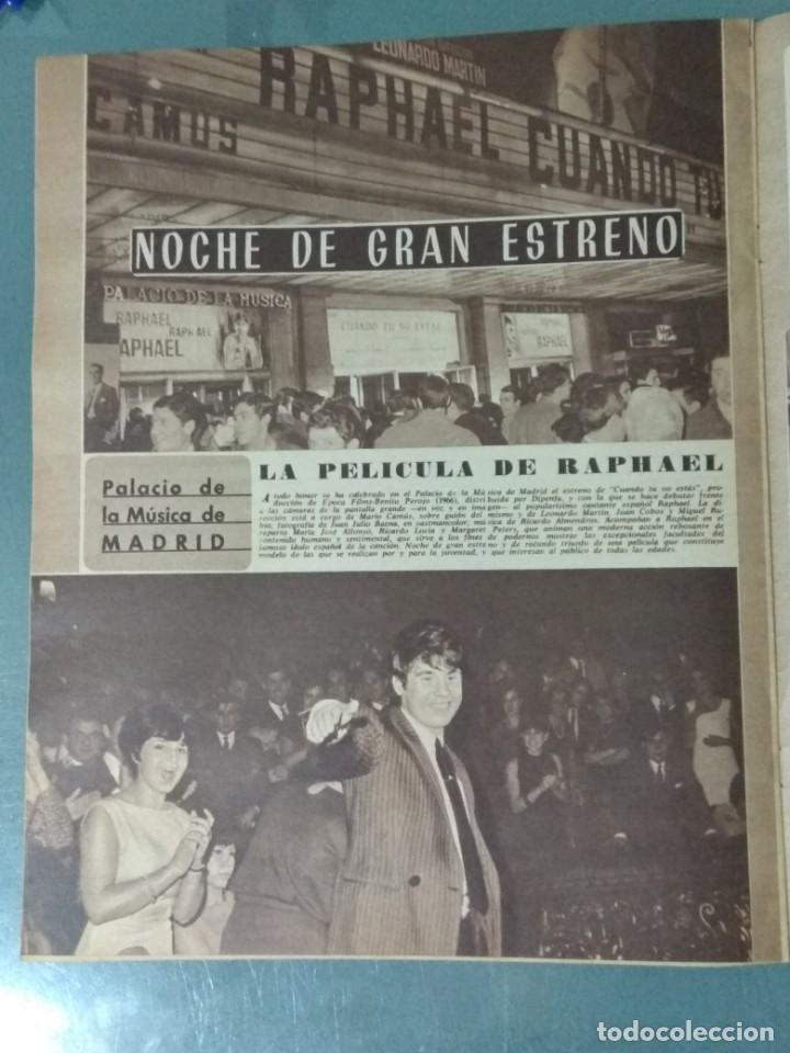 Cine: CINE EN SIETE - REVISTA Nº 298 DE 24 DE DICIEMBRE DE 1966 - Foto 8 - 207436592