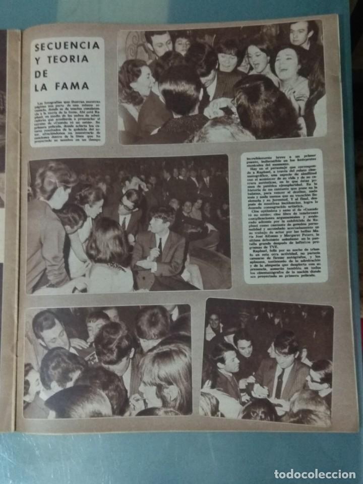 Cine: CINE EN SIETE - REVISTA Nº 298 DE 24 DE DICIEMBRE DE 1966 - Foto 9 - 207436592