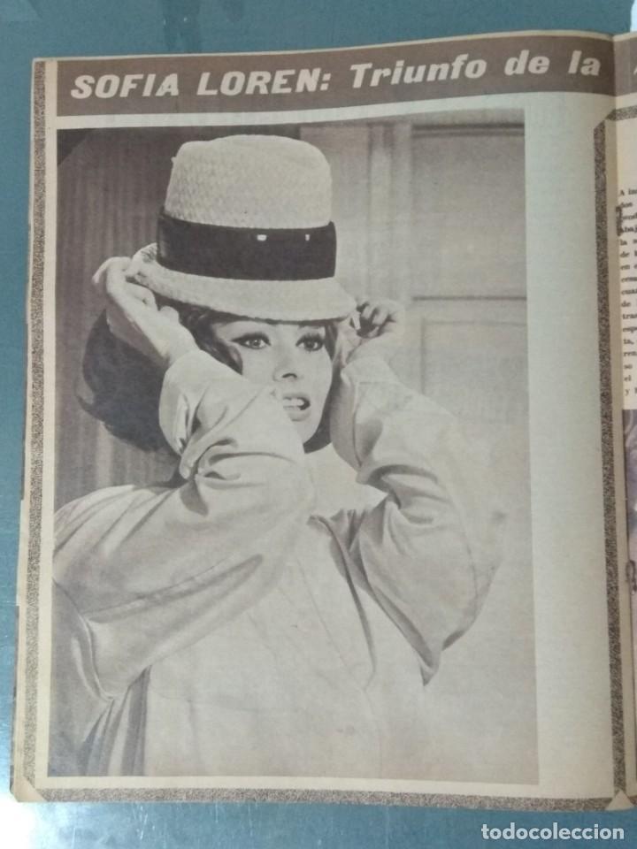 Cine: CINE EN SIETE DIAS - REVISTA Nº 302 DE 21 DE ENERO DE 1967 - Foto 4 - 207437103