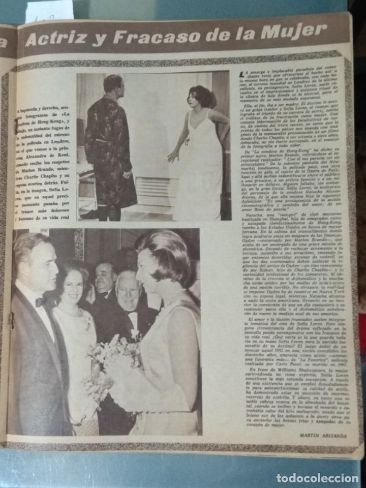 Cine: CINE EN SIETE DIAS - REVISTA Nº 302 DE 21 DE ENERO DE 1967 - Foto 5 - 207437103