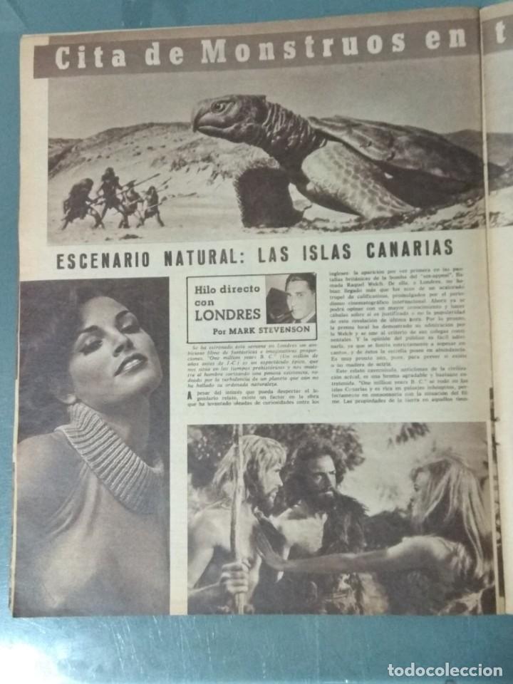 Cine: CINE EN SIETE DIAS - REVISTA Nº 302 DE 21 DE ENERO DE 1967 - Foto 6 - 207437103