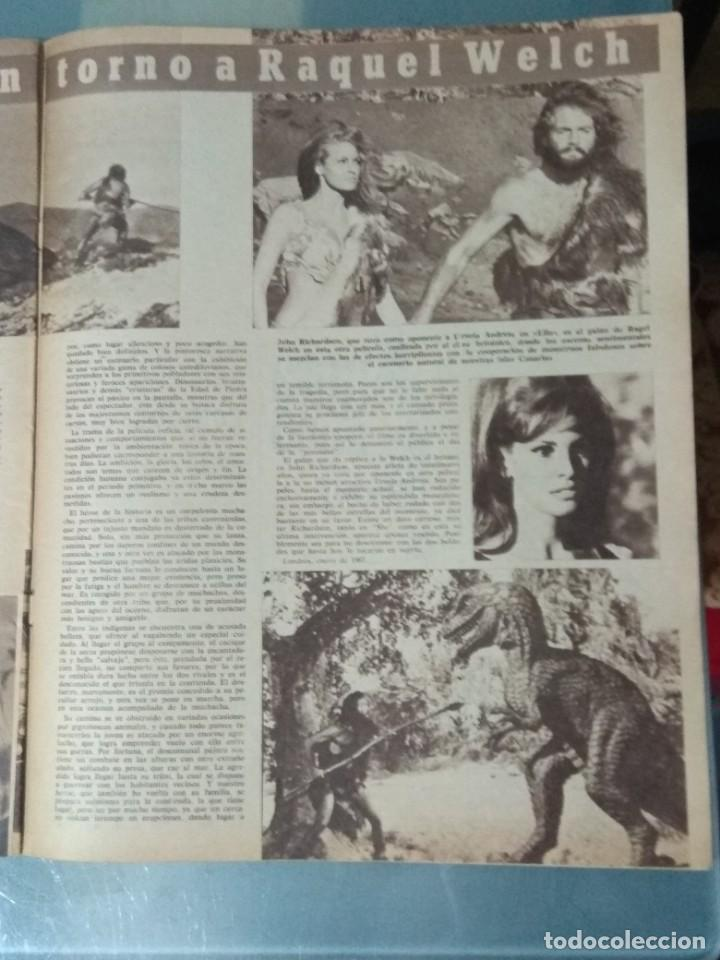 Cine: CINE EN SIETE DIAS - REVISTA Nº 302 DE 21 DE ENERO DE 1967 - Foto 7 - 207437103