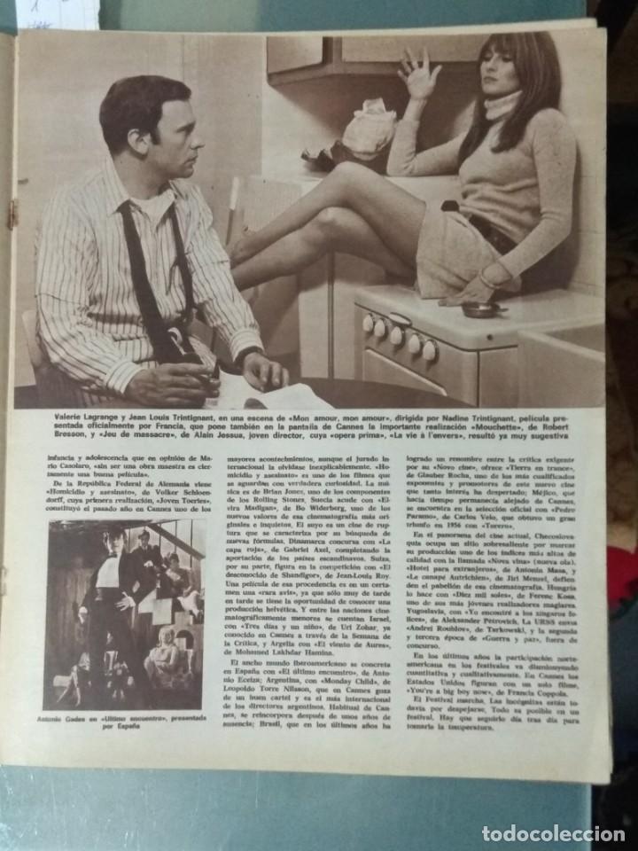 Cine: CINE EN SIETE DIAS - REVISTA Nº 317 DE 6 DE MAYO DE 1967 - Foto 3 - 207437250