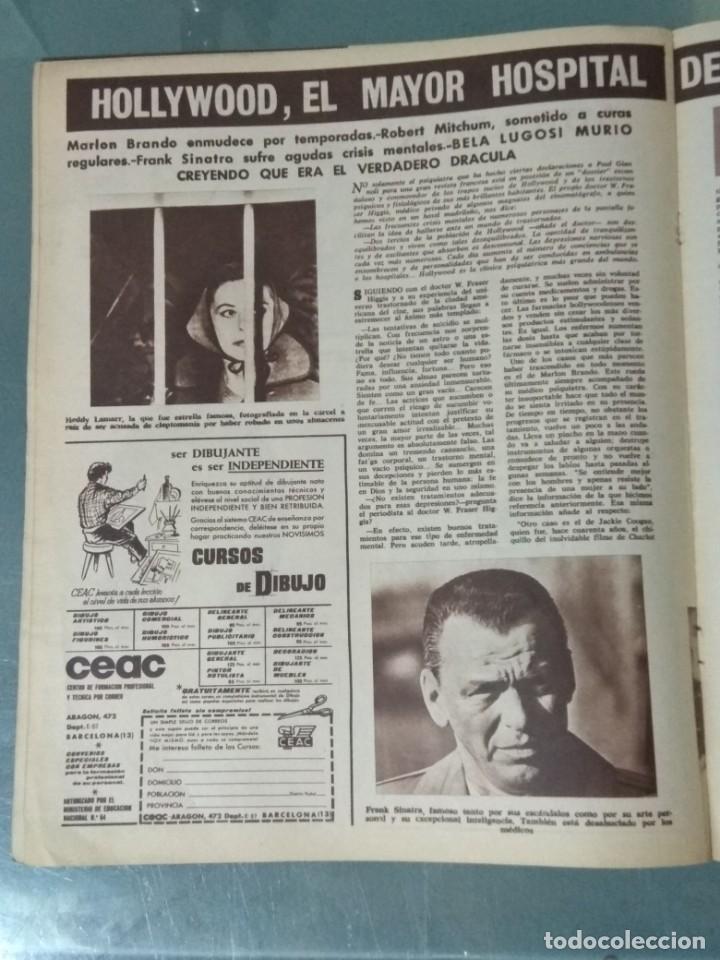 Cine: CINE EN SIETE DIAS - REVISTA Nº 317 DE 6 DE MAYO DE 1967 - Foto 4 - 207437250