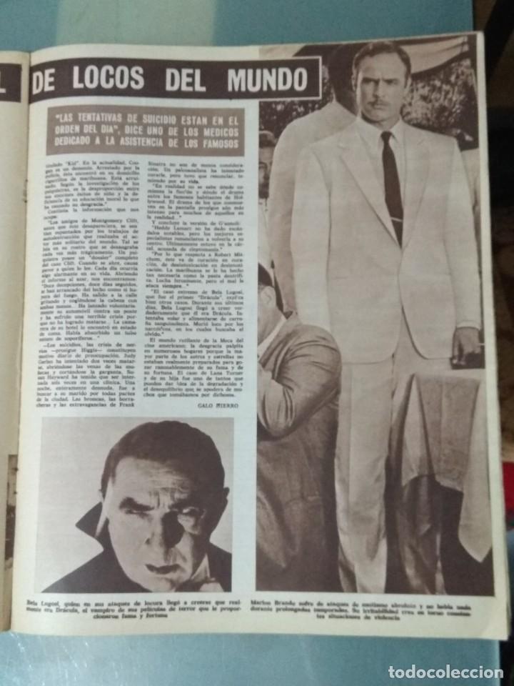 Cine: CINE EN SIETE DIAS - REVISTA Nº 317 DE 6 DE MAYO DE 1967 - Foto 5 - 207437250