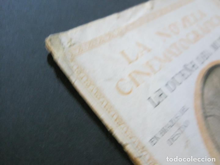 Cine: LA NOVELA CINEMATOGRAFICA-NUMERO 1-REVISTA ANTIGUA DE CINE-VER FOTOS-(V-20.426) - Foto 4 - 207663658