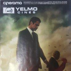 Cine: REVISTA CINE YELMO - CINERAMA - JULIO/AGOSTO 2019 N° 284. Lote 207886366