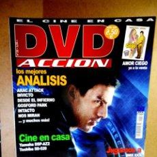 Cinéma: DVD ACCIÓN Nº 22. Lote 208107157
