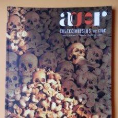 Cine: AGR. COLECCIONISTAS DE CINE. AÑO III. NÚMERO 11. SEPTIEMBRE/2001. EL GRAN CAID, S.L.. Lote 208204006