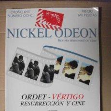 Cine: NICKEL ODEON Nº 8. Lote 208344403