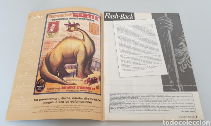 Cine: REVSITA FLASH-BACK N°1 (1992) Godzilla, Flash Gordon... y mucho más! - Foto 2 - 208379690