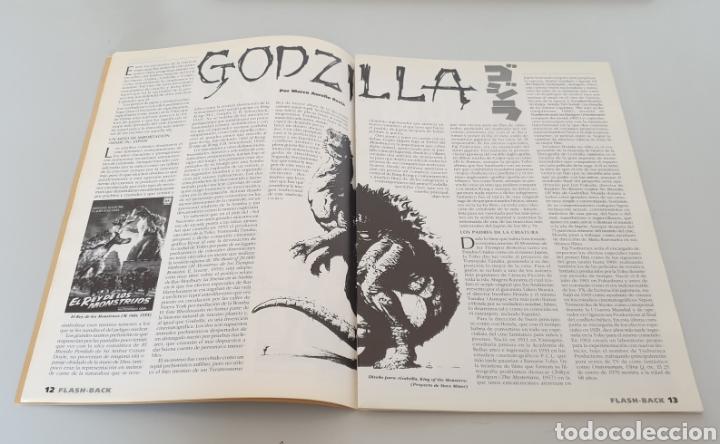 Cine: REVSITA FLASH-BACK N°1 (1992) Godzilla, Flash Gordon... y mucho más! - Foto 4 - 208379690
