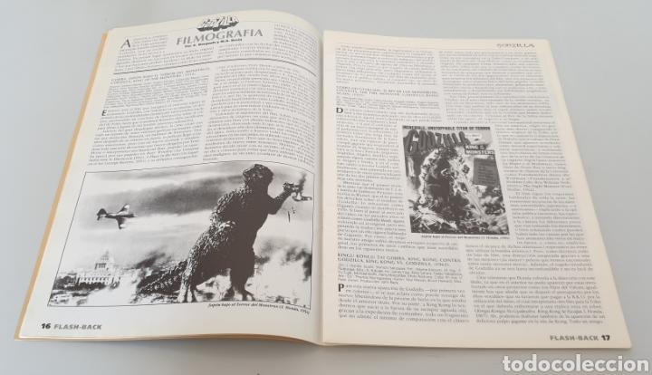 Cine: REVSITA FLASH-BACK N°1 (1992) Godzilla, Flash Gordon... y mucho más! - Foto 5 - 208379690