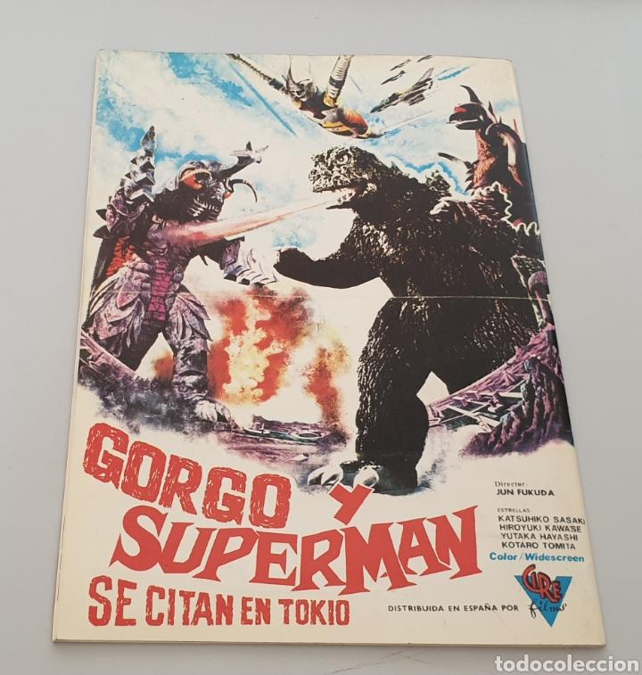 Cine: REVSITA FLASH-BACK N°1 (1992) Godzilla, Flash Gordon... y mucho más! - Foto 8 - 208379690