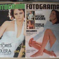 Cinema: NUEVO FOTOGRAMAS Nº 1361 Y 1375. Lote 208439742