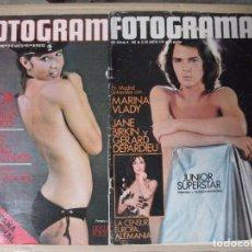 Cinema: NUEVO FOTOGRAMAS Nº 1401 Y 1402, AÑO 1975. Lote 208439820