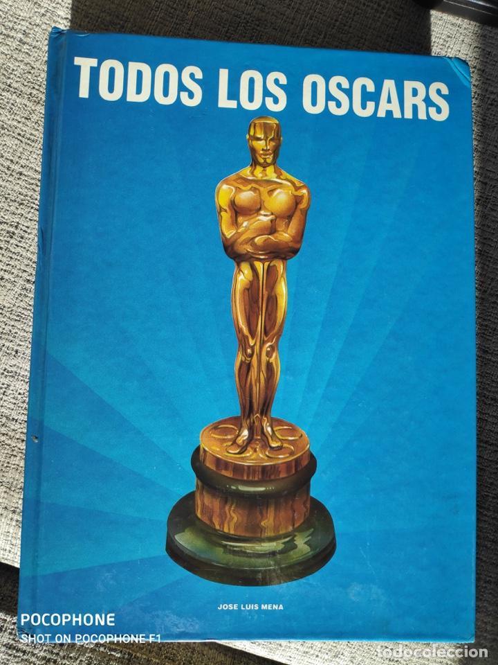 ENCICLOPEDIA OSCARS 1º TOMO HASTA 1986 (Cine - Revistas - Otros)