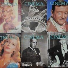 Cine: CINEMA EL PAIS.(15 CAPITULOS). Lote 209025263