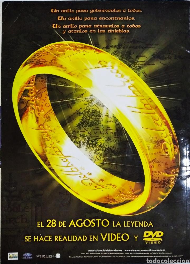 Cine: DVD ACCION REVISTA CINE EN CASA N16 AGOSTO 2002 - Foto 2 - 209062671