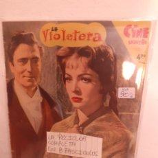 Cine: LA VIOLETERA. Lote 209121318