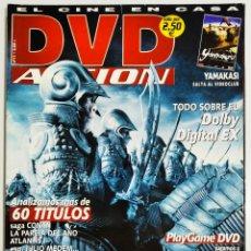Cine: DVD ACCION REVISTA CINE EN CASA N11 AÑO 2002. Lote 209144821