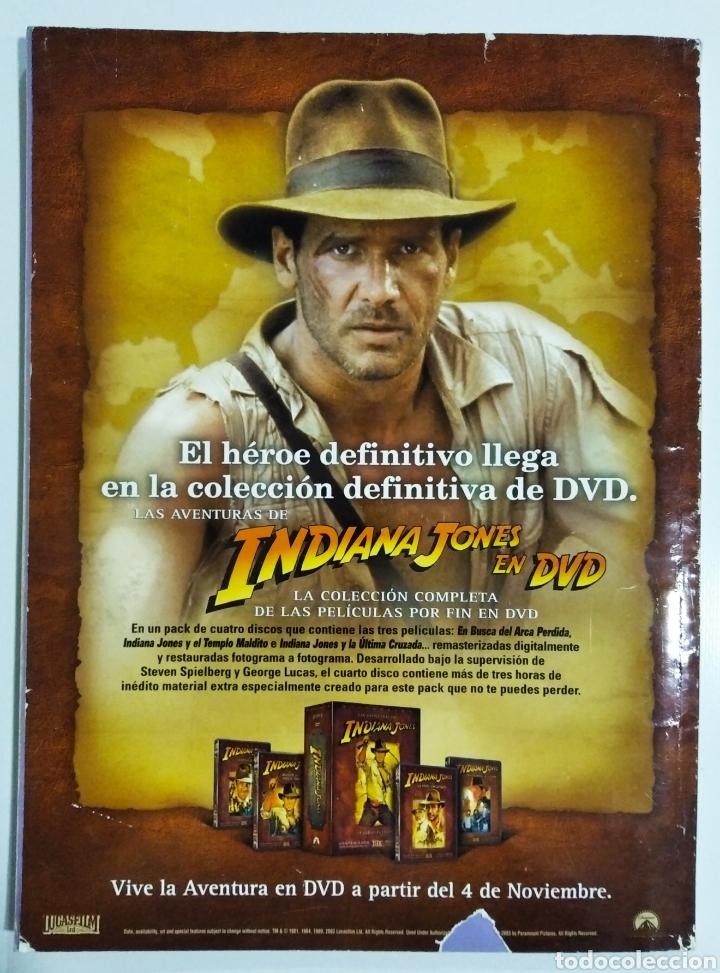 Cine: DVD ACCION REVISTA CINE EN CASA N32 AÑO 2003 - Foto 2 - 209145752
