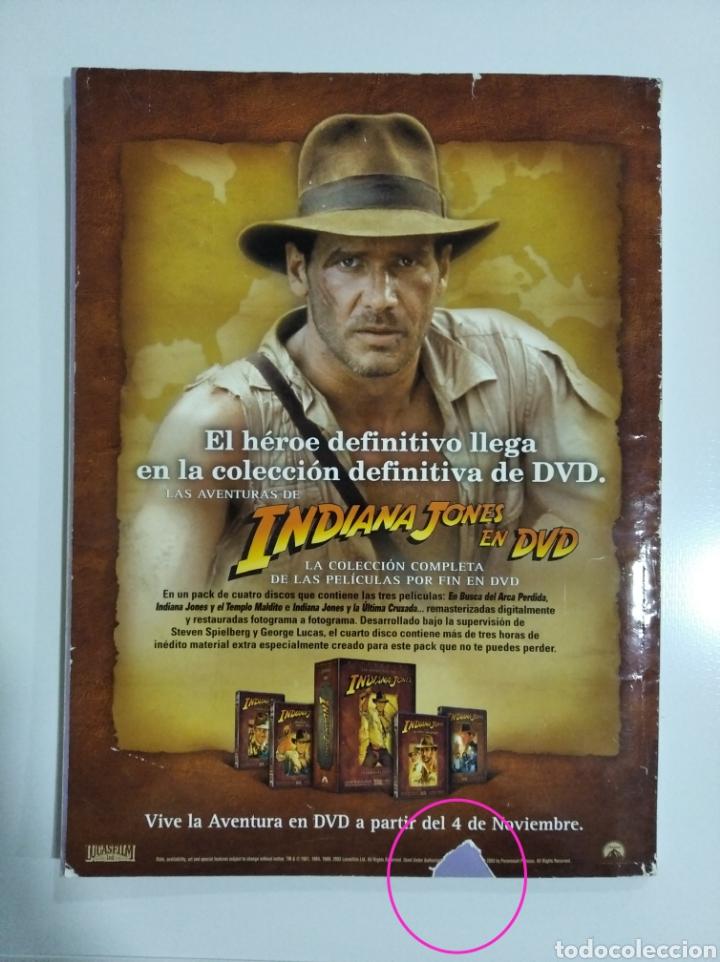 Cine: DVD ACCION REVISTA CINE EN CASA N32 AÑO 2003 - Foto 3 - 209145752