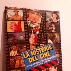 Cine: LA HISTORIA DEL CINE. Lote 209187511