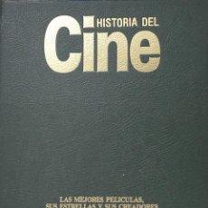 Cine: HISTORIA DEL CINE, LAS MEJORES PELICULAS, SUS CREADORES Y SUS ESTRELLAS.2 TOMOS. D16. Lote 209610692